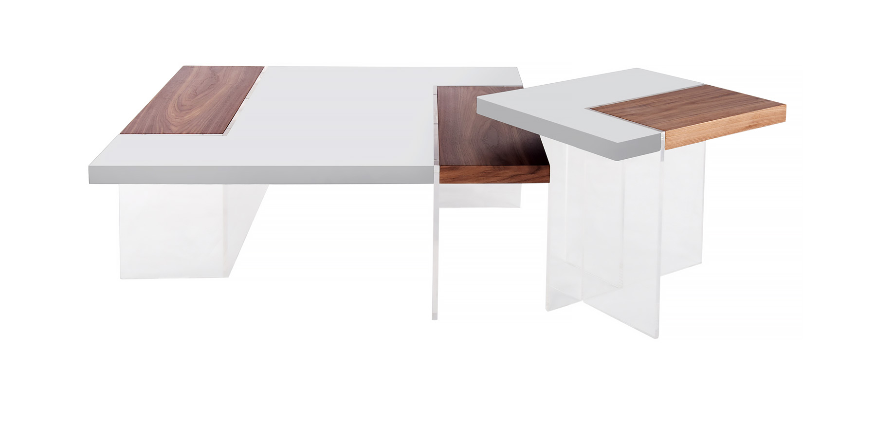 The Abstract Coffee Table Portland Furniture